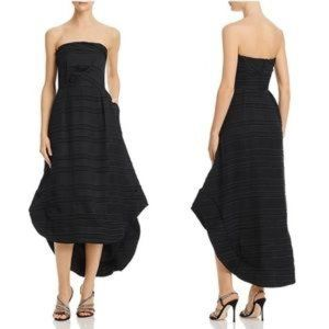 NWT C/MEO Collective Solitude Gown in Black Small
